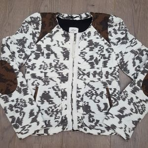 WILFRED Dauphine Aritzia Quilted Bomber Jacket